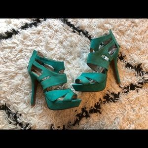 Brand new bright spring & summer heels